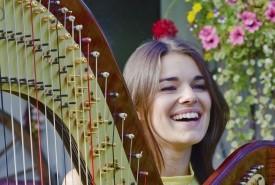 Megan Morris  - Harpist
