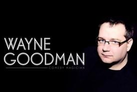 Wayne Goodman - Comedy Cabaret Magician Newmarket, East of England