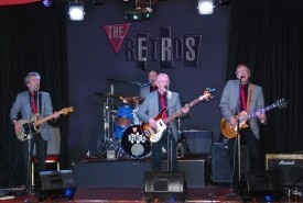 The Retros - Wedding Band Worcester, Midlands