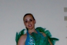 Lizzy Dillon - Female Dancer North of England