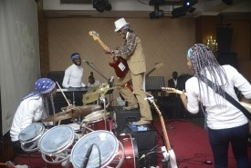 Dabyna  - Rock Band Lagos, Nigeria