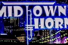The Midtown Horns  - Wedding Band Boston, Massachusetts