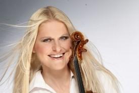 Gabriela Demeterova - Violinist