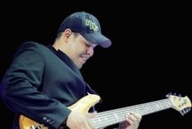 Luis Segura - Bass Guitarist Punta Cana, Dominican Republic