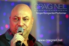 Craig Neil - Neil Diamond Tribute Act Chigwell, London