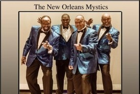The New Orleans Mystics - Tribute Act Group