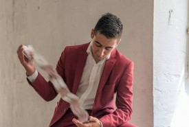 Gwilym Bugeja - Comedy Cabaret Magician