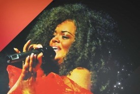 Tameka Jackson as Diana Ross - Diana Ross Tribute Act