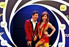AMANDA SAX & KG - Duo KUALA LUMPUR, Malaysia