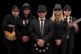 The Bluze Brutherz Band - Blues Brothers Tribute Band Marbella, Spain
