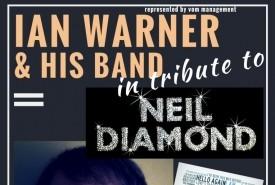 ian  - Neil Diamond Tribute Act East Anglia, East of England