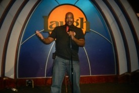 Andre Reynolds-Mr Andre - Clean Stand Up Comedian
