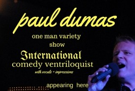 Paul Dumas - Comedy Singing Waiters Banbury, South East