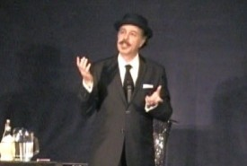 PASQUALE! Italy's Greatest(??) Magician..in America - Comedy Cabaret Magician Fort Lauderdale, Florida