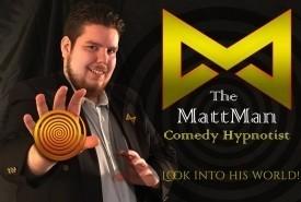 The Mattman - Hypnotist Charlottetown, Prince Edward Island