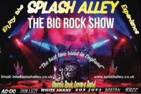 SPLASH ALLEY - Cover Band