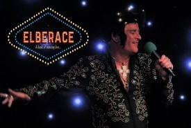 Elberace : Gay Elvis - Elvis Tribute Act