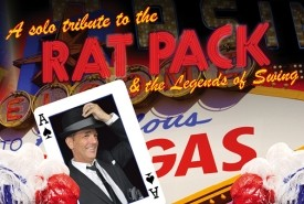 Alan Becks - Tribute to the Rat Pack - Rat Pack Tribute Act West Yorkshire, North of England