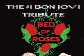 BED OF ROSES - Tribute to BON JOVI - Bon Jovi Tribute Band