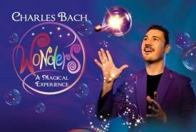 Charles Bach Wonders - Stage Illusionist Las Vegas, Nevada