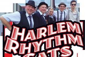 HARLEM RHYTHM CATS - Swing Band Bath, South West