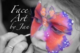 Face Art by Jan - Face Painter Caldwell, New Jersey