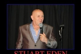 STUART EDEN - Comedy Singer North of England