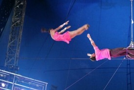 Duo Gerasymenko Natalia and Aleksandr - Aerialist / Acrobat Kiev, Ukraine