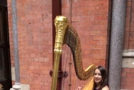 Melissa Adriana - Harpist