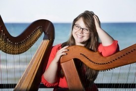 Lillian Reasor - Harpist