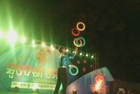 Simson Joseph  - Juggler Kolkata, India