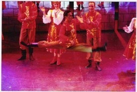 Catalin Cat - Ballet Dancer Iasi, Romania