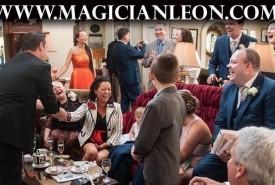 Leon Andersen  - Close-up Magician Ireland, Munster