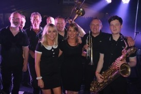 Sarah Collins & Keep The Faith - Soul / Motown Band Harrogate, North of England