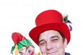 Professor Dill - Puppeteer