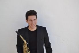 Carlos Montesinos Parra - Saxophonist Ibi, Spain