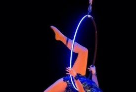Nikki Gillett - Aerialist / Acrobat Sydney, New South Wales