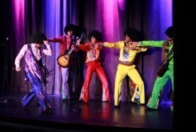 The Las Vegas Stars (MOTOWN EXTREME Review) - Tribute Act Group Las Vegas, Nevada