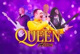 Queen Alive - Queen Tribute Band - Queen Tribute Band