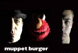 Muppet Burger  - Duo Morgan Hill, California