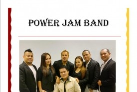 POWER JAM BAND - Cover Band Thailand, Thailand