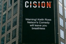 Keith Ross Nelson - Clean Stand Up Comedian Los Angeles, California