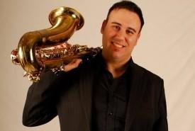 Dino Dominelli - Saxophonist Canada, Alberta
