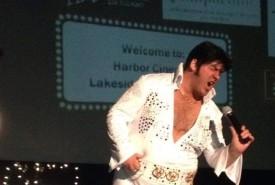 Steven Mayes - Elvis Impersonator Michigan