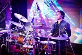 Chiranjit Sinha - Drummer Mumbai, India