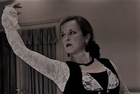 Honey La Mielita - Flamenco Dancer Calgary, Alberta