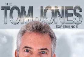 PAUL ANTHONY - Tom Jones Tribute Act