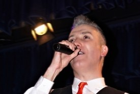 Tim Lomas - Male Singer Caterham, South East