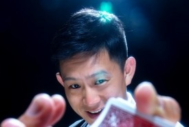 Dan Chan Master Magician - Close-up Magician Fremont, California