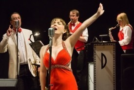 Max Debon & The Debonaires - Swing Dance Band - Swing Band Manchester, North of England